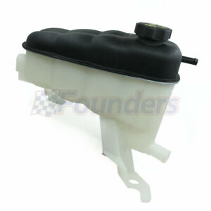 Engine Coolant Overflow Tank With Cap For Cadillac Chevrolet Gmc 603 054