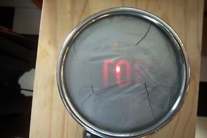 Vintage Antique Auto Turn Signal Light Stop Left Right No Id Found