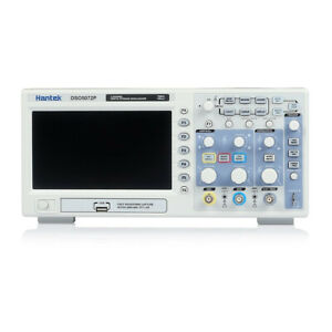 7 Tft Lcd Digital Storage Oscilloscopes Dso5072p Digital Portable Oscilloscope