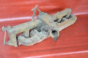 1965 83 Ford Truck Intake Exhaust Manifold 240 300 6cyl L 6 Cast Iron Oem 3 9l