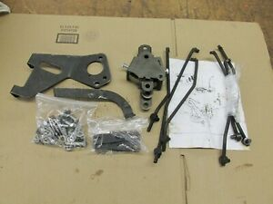 Hurst Competition Plus Shifter Saginaw 4 Speed Install Kit 3737919 No Handle