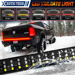 For Dodge Ram 5 Function 60 432led Truck Strip Tailgate Light Bar Reverse Brake