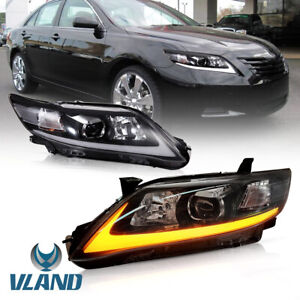 For Toyota Corolla 2011 2013 Led Drl Headlights Projector Front Lamp Assembly