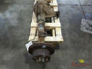 2007 Ford F250sd Pickup Rear Axle Assembly 3 73 Ratio Lock