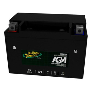 Battery Tender Agm Motorcycle Battery