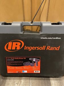 New Ingersoll Rand D650 19 2v 1 2 In Cordless Drill