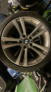 Bmw Gran Coupe 18 Wheels Tires Set 397 225 45 428i Fit All 2 3 4 Series