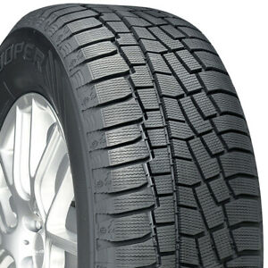 2 New Cooper Discoverer True North 245 60r18 105t Studless Snow Winter Tires