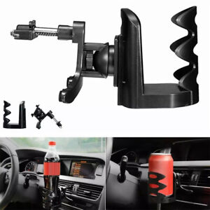 Auto Car Air Vent Cup Holder Drink Water Bottle Beverage Can Mount Stand