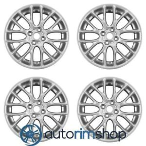 Mini Cooper Mini Clubman 2007 2015 17 Factory Oem Wheels Rims Set 36116784130