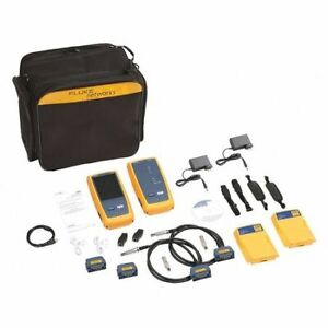 Fluke Networks Dsx2 8000 Cable Tester touch Screen Display