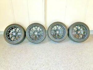 Winter Tire Package Sparco Rims And Blizzak Tires Cadillac Ats V Sedan