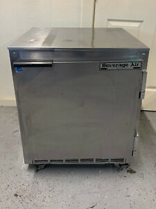 Beverage Air Single Door Worktop Refrigerator