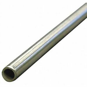Zoro Select 9629 3 4 Od X 3 Ft Welded 304 Stainless Steel Tubing