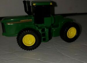 Ertl Articulated Farm Toy Tractor 4x4 John Deere 1 64 Scale E0515yl01