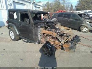 Front Axle Lhd 186mm 7 32 Axle Opt Djd Fits 18 19 Wrangler 445357