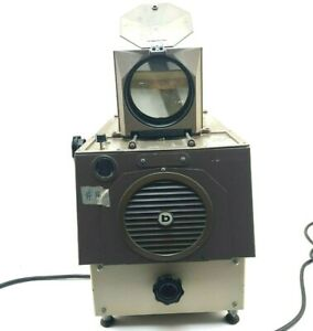 Buhl Mark Iv Opaque Projector Refurbished Includes Quick Feed Works Great Used