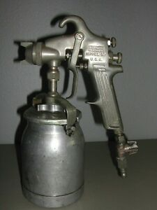 Vintage Binks Model 69 Air Paint Sprayer Made In The Usa