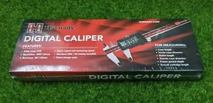 Hornady Digital Caliper Extra Large Lcd Fitted Case Battery Included 050080