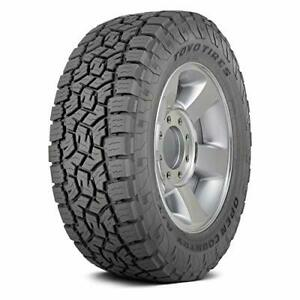 Toyo Open Country A t 3 Lt35 12 50r20 Tire All Season Truck suv