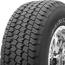 4 New P265 70 17 Goodyear Wrangler At S Owl All Terrain 265 70r R17 Tires