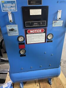 Thermco 6105 Gas Mixer 0 30 Co2 In Argon_0 2000 Scfh_refurbished Unit_warranty