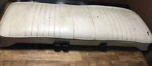 70 71 72 Chevelle Gto 442 Original Rear Back Seat Bottom Ls6 Ss Judge 442 Oem
