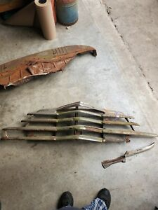 1948 Chevy Car Grille Oem Grill Fleetline Stylemaster Fleetmaster 2 Door