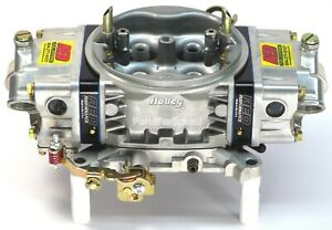 Aed 750ho Bt Blow Thru Holley Double Pumper Carb Turbo Supercharger Through 750