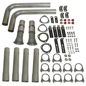 Summit Racing Universal Dual Exhaust Kit 671250