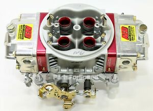 Aed 850ho An Holley Double Pumper Carb Street Race Annular Boosters 850 Ho Rd