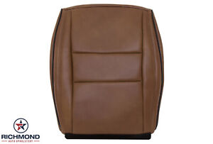 2011 2020 Grand Cherokee Overland driver Side Bottom Leather Seat Cover Saddle