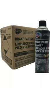 Lapb Wearever Brake Parts Cleaner Non Chlorinated W7340 12 Packs