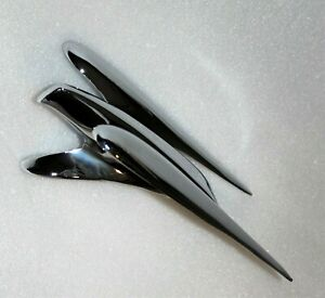 1954 Chrysler Hood Ornament Oem nos Part 1456679 Show Quality