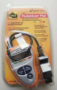 Actron Cp9410 Pocketscan Plus Diagnostic Code Reader For Obdii Vehicles Like New