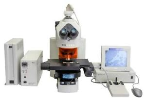 Nikon Eclipse 90i Microscope System W Prior Motorized Stage Accessories 8990r
