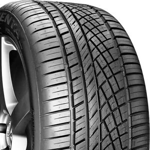 Continental Extremecontact Dws 06 285 30r22 Zr 101y Xl A S Performance Tire