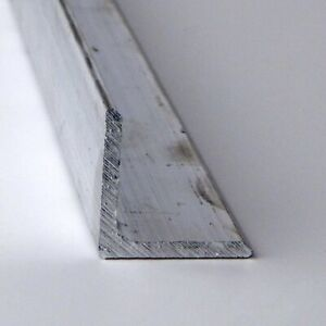 2 X 2 X 0 1875 Aluminum Angle 6061 t6 extruded Structural 48 0