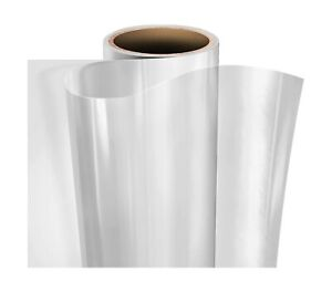 Vvivid Clear Self adhesive Lamination Vinyl Roll For Die cutters And Vinyl Pl