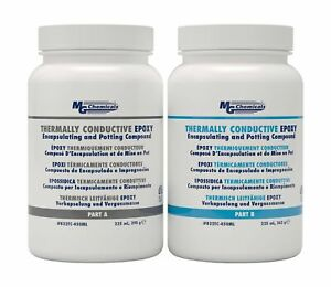 Mg Chemicals 832tc 450ml Thermally Conductive Epoxy Encapsulating And Potting