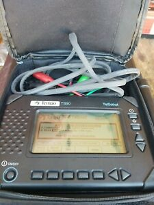 Tempo Ts90 Telscout Time domain Reflectometer tdr Fault Locator