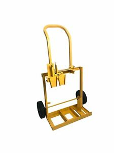 Panellift 117 Drywall Lift Storage Dolly Yellow