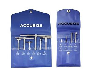With Small Hole Gauge Set
