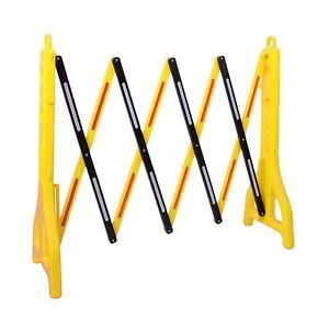 Actrey Folding Mobile Barricade Portable Water Filled Expanding Road Safety B