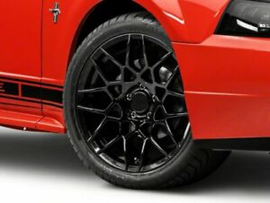 American Muscle Gt500 Style Wheel In Gloss Black 18x9 Fits Mustang 1999 2004