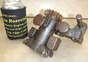 Governor Waterloo Boy Gas Engine Hit And Miss Old Motor Part No H3r