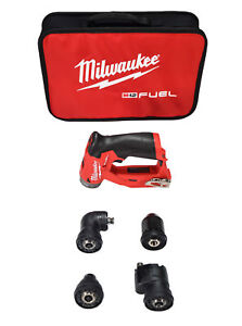 Milwaukee 2505 20 12v Brushless Cordless 4 in 1 Installation 3 8 Drill Driver