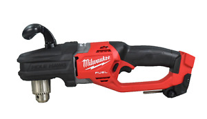 Milwaukee 2807 20 M18 Fuel Gen Ii 18v Cordless 1 2 Hole Hawg Right Angle Drill