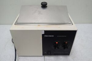 Precision Scientific 66551 Model 183 Heated Water Bath With Lid