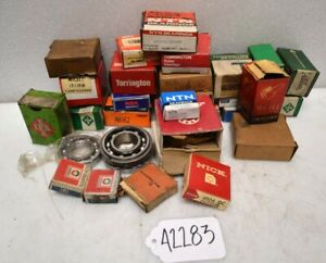 1 Lot Of Assorted Bearings inv 42283